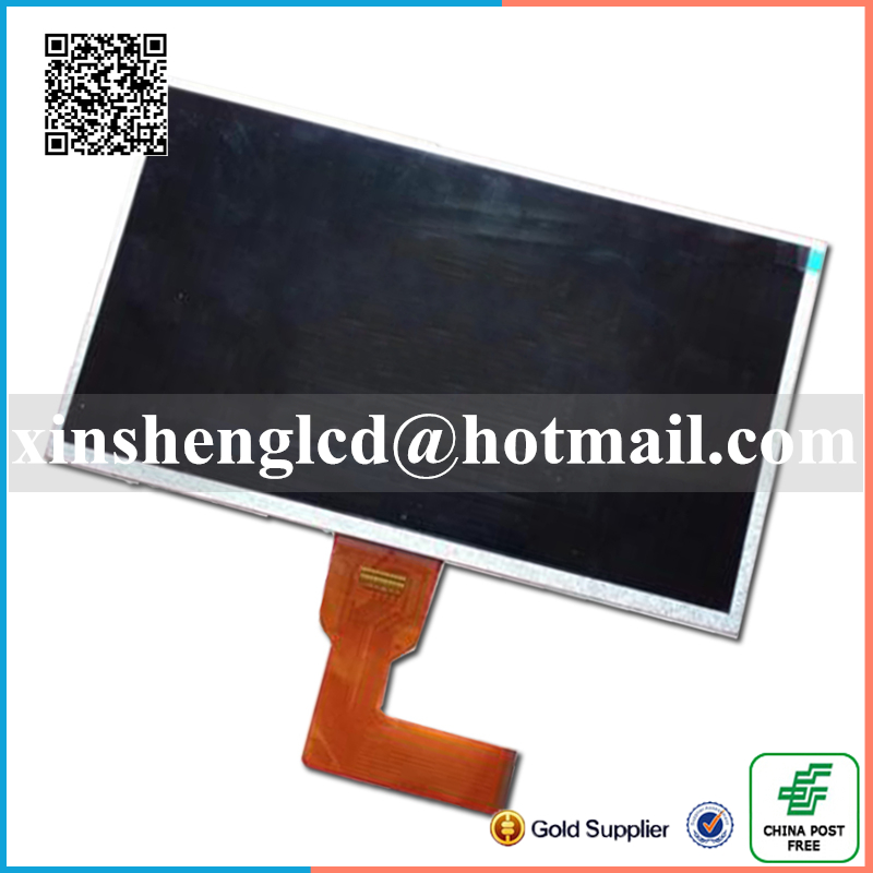 New 10.1 inch LCD Display For FPC1014005_A/KR101LE7T 1030300645 REV.B LCD screen panel LCD display Free shipping<br>