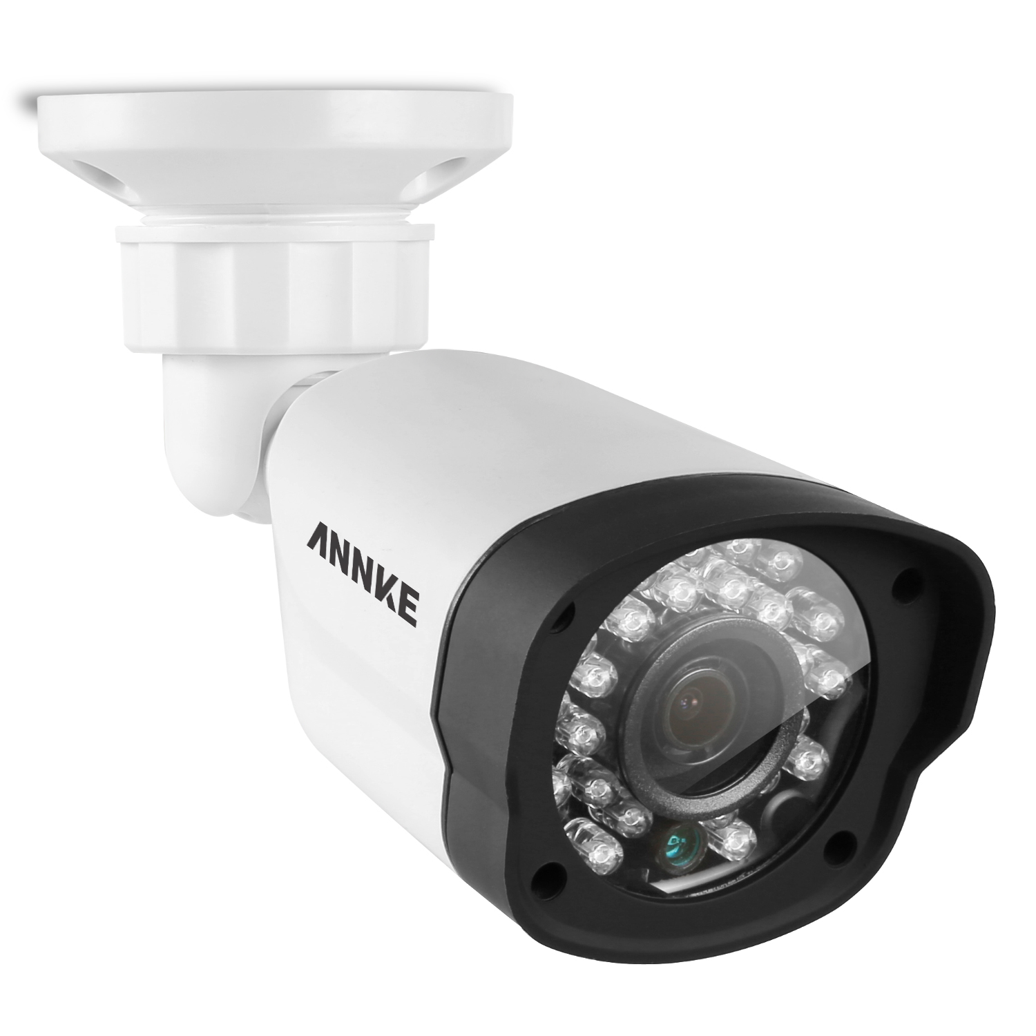 ANNKE CT1AH 1080P HD 4IN1 Security Camera with Weatherproof Housing and 66ft Super Night Vision Up to 66ft/20m Night Vision<br>