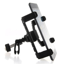 New Promotions Car Vehicle Air Vent Mount Rotating Holder Bracket For 7-10 Inch Tablet GPS Black