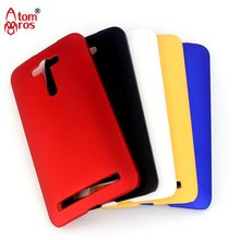 Rubber Plastic Hard Ultrathin Matte Case For Asus Zenfone 2 Laser ZE500KL / ZE550KL / ZE601KL Back Cover Shell Phone Cases
