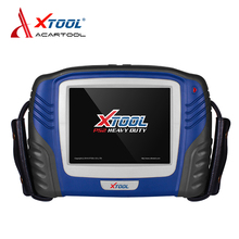 Professional PS2 Heavy duty truck diagnostic tool X-TOOL PS2 Truck scanner good price ps2 truck professional diagnostic tool(China)