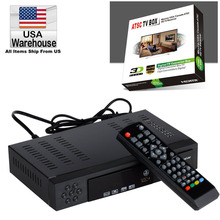Wholesale USA Mexico Canada South Korea HDMI 1080P DIGITAL Terrestrial Signal ATSC TV BOX CONVERTOR Tuner RECEIVER PVR