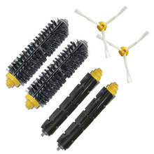 Replacement For iRobot Roomba 500 600 700 Series brush kit side 760 560 585 595 650 770 780 550 790 free shipping