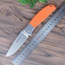 Firebird Ganzo G7482 440C blade G10 Handle Folding knife Survival Camping tool Hunting Pocket Knife tactical edc outdoor tool