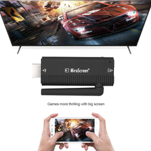 HD 1080P TV Stick 2.4G WiFi Display Dongle with Extra Antenna DLNA Airplay Miracast Airmirroring For Google Chromecast 2(China)