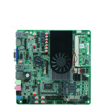 China Cheap Intel I5-3317U Processor digital signage Thin clients POS board all in one mini pc motherboard(China)