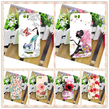 Fashion 10 Patterns TPU Cover For FLY IQ4413 iq 4413 EVO Chic 3 Case Lovely Colors 3D Design soft tpu Cover Case For Fly IQ4413