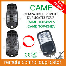100% copy fixed code Universal RF Remote Control Duplicator for Garage Door (include CAME remotes) CAME TOP432EV / CAME TOP434EV