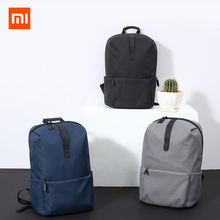 2017 Original Xiaomi Preppy Style Backpacks Large Capacity Brief School Youth Bags Women Men Bag Notbook Bags For Laptop Ipad