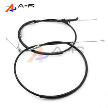 For Kawasaki Ninja 300 EX300 2013-2017 Motorcycle Throttle Cable Rope Brake Oil Accelerator Control Wire Line