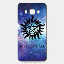 High Quality Cell phone case For Samsung Galaxy 2016 J5 J7 J3 J1 A3 A5 A7 Case Hard PC Supernatural Logo Patterned Cover