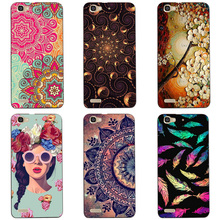 Soft Back Cover For Huawei GR3 Case Without Fingerprinting 5.0 inch Painting TPU Fashion Phone Case for Huawei GR3 Fundas Capa