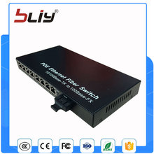 9 port poe switch with 8 poe port 10/100M Fast ethernet switch power for wireless AP(China)