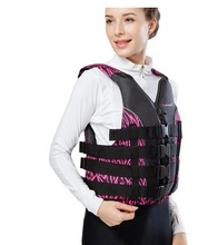 Adults Professional Breathable Snokling Life Vest Neoprene Floating Fishing Rafting Surfing Water Sport Survival Life Jacket(China)