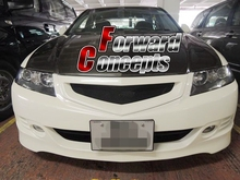 FOR 06-08 TSX CL7 CL9 CM2 FRONT MESH GRILLE()
