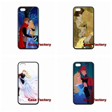 Cases Cover Sleeping Beauty Aurora and Phillip For Samsung S2 S3 S4 S5 S6 S7 edge Moto X1 X2 G1 G2 Razr D1 D3 HTC One mini M9
