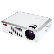 Original Projector LED - 33 LCD Projector Media Player 2600 Lumens 854 x 540 Pixels for Home Office Education