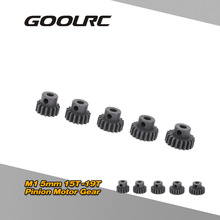 GoolRC M1 5mm 15T 16T 17T 18T 19T Pinion Motor Gear Combo Set for 1:8 RC Car Brushed Brushless Motor RC Part Accessory(China)