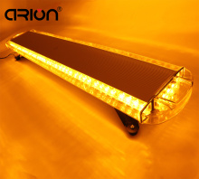 "CIRION High Power 47"" 88W 88 LED Work Lights Emergency Recovery Beacon Wrecker Flashing Strobe Light Bar Amber 12V/24V"