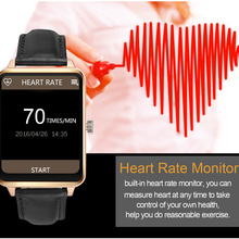 Buy , HOTIN STOCK A58 Smart Watch MTK2502C 1.61inch Heart Rate Monitor Pedometer Android IOS Smartwatch Siri Snyc Control Wristw for $45.43 in AliExpress store