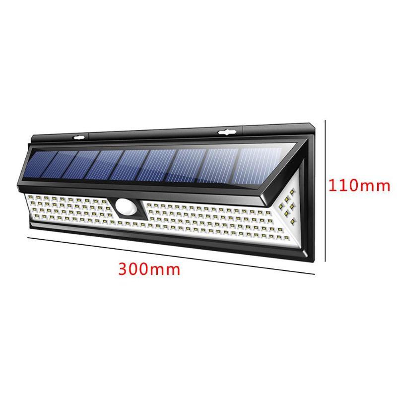 كشاف يعمل على الطاقة الشمسية للحدائق 9