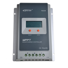 Tracer 3210A EPsloar 30A MPPT Solar Charge Controller 12V 24V LCD Diaplay EPEVER Regulators WY