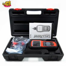 Autel Original Maxidiag Elite MD802 4 IN 1 code scanner MD 802 (MD701+MD702+MD703+MD704) 4 System + DS Model + EPB + OLS