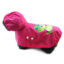 Armi store Dog Raincoats Hat Windproof Waterproof Raincoat For Dogs 6161002 Pet Clothes Supplies