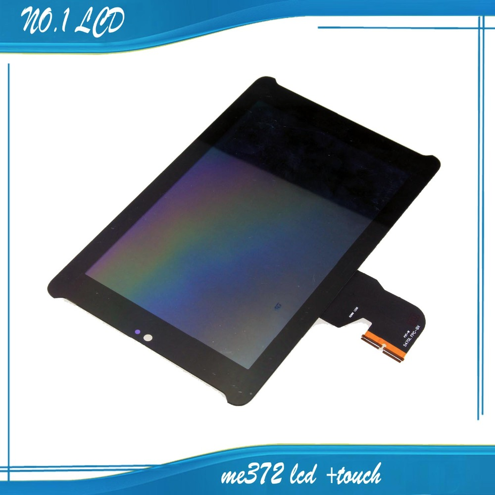 Free shipping LCD display + touch screen digitizer For Asus Fonepad 7 ME372CG ME372 K00E 5470L FPC-1 in stock<br><br>Aliexpress