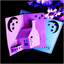 1 PC Mother's Day 3D Cutting Dies Stencils Scrapbookings Cards Embossing Mother's Gifts DIY Crafts Sweet