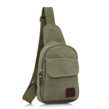New men and women chest bag men and women washing canvas bag multi function Messenger bag 506#