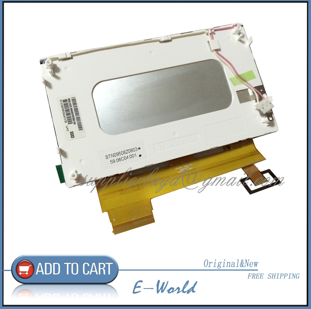 Original and New 6.5inch LCD screen with Touch screen 76.06C04.002 for Car GPS Free Shipping<br>