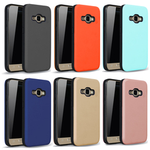 Case For Samsung Galaxy J1 J3 J5 J7 2015 2016 Cover 2 in 1 Candy colorful Armor TPU+PC Soft ultra thin phone Casing funda coque