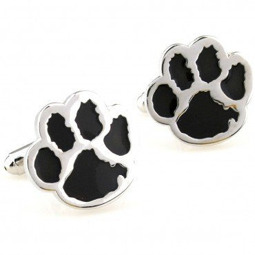 Bear's-paw Cufflink 15 pairs Wholesale Free Shipping