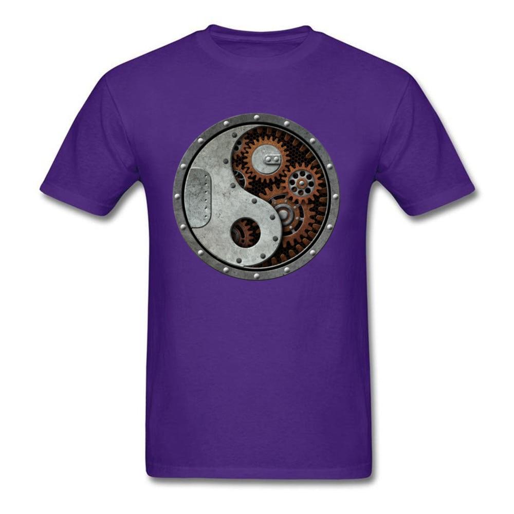 Industrial Steampunk Yin Yang_purple