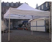 3m *3m  hexagonal aluminum bracket tenda/  gazebo canopy / folding tent , with roof  water proof and sun shading , free shipping