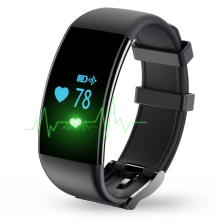 Waterproof Heart Rate Monitor Smart Band Swim Fitness Tracker Bracelet Bluetooth Wristband for Android iOS