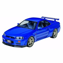 OHS Tamiya 24210 1/24 Skyline GT-R (R34) Car Model Building Kits