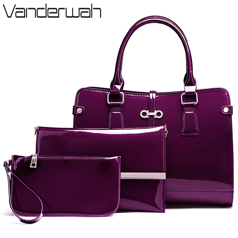 VANDERWAH LOCK Luxury Handbags Women Bags Designer High Quility PU Leather Women Bags Female Purse And Handbags Sac A Main VS1<br>
