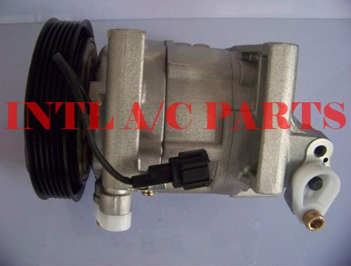 92600-4Z000 92600-4Z002 926004Z000 926004Z002 DKV14G air ac compressor for Nissan 200SX Nissan Sentra Opel PV6  (2)