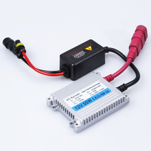 2pcs 12V hid xenon ballast 55W Digital slim hid ballast 55w block ignition electronic ballast for HID kit xenon H7 H4 H1 H3 H11
