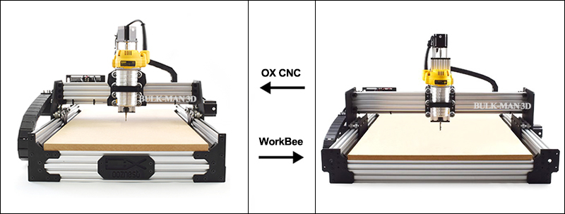 OX CNC WorkBee