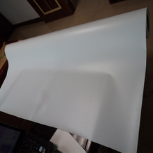 Manufacture White Board Film/Magic/Vinyl/Window install/Written erase Film 152cmx15m/ 60inx50ft(China)