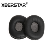 Earphone set Suitable for VXi Blue Parrot B350XT Bluetooth Headset Replacement Protein Softer Leather Ear Pad Cushion