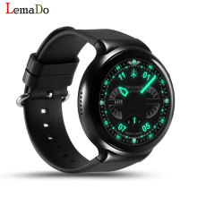 2017 Best watch Lemado I4 android 5.1 OS Smart Watch Bluetooth 3G wifi smartWatch for iPhone IOS android huawei samsung phone