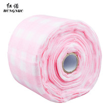 Roll of Lint Free Nail Art Polish Acrylic Gel Remover Wipes / Paper Towel 30m Cleaning Cotton Pads