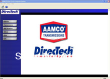 Hot Selling Diagnostic Software Free Shipping Car Transmission Repair Information Software Mitchell Aamco Directech(China)