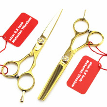 Hot Shears Barber Hairdressing Scissors Cut Japanese Japan Haircut Haircutting  Thinning Hair Scissors Hair Cutting Barber Tools