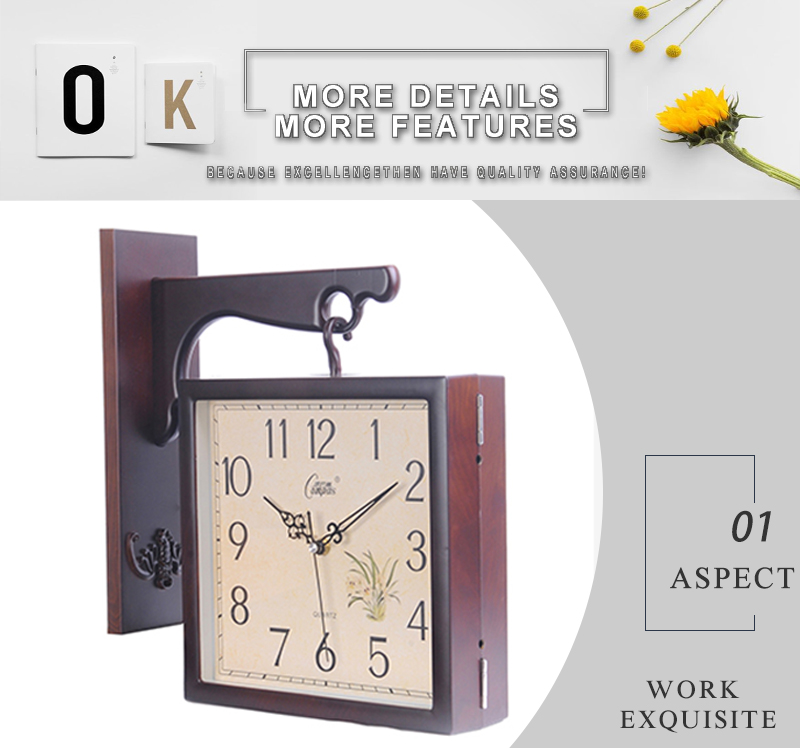 Wall Clock Wall Clock Wood Digital Wall Clock Led 3d Led Wall Clock Barber Shop Modern Clock Wood Clock Wall Diy Clock Watch (3)