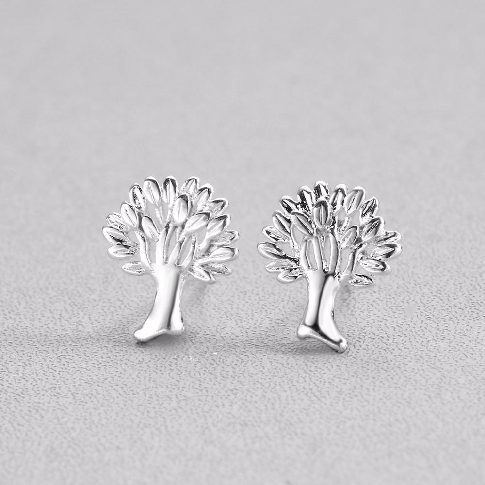 jewelry ladies tree earring
